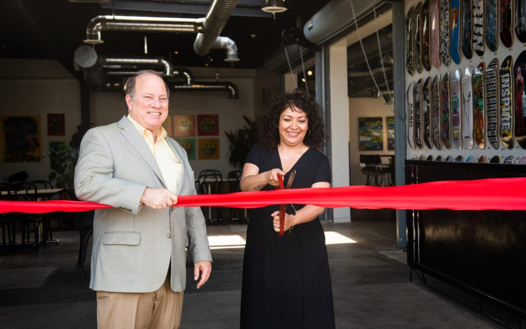 Motor City Match awardee Spot Lite Detroit opens in Detroit's east side; plans to bring art and creativity to neighborhood