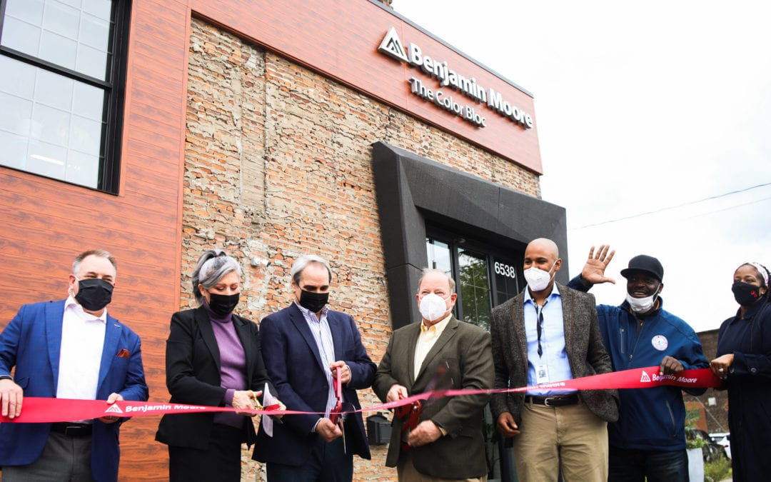 Established business owners bring only independently owned Benjamin Moore retailer to Detroit