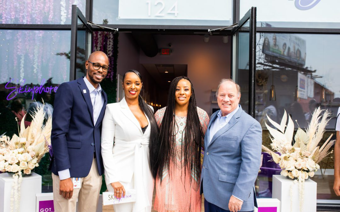 Motor City Match recipient Skinphorea opens in Corktown; expansion location to serve as flagship
